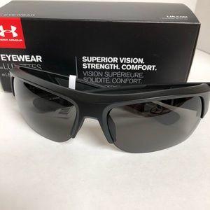 NWT Under Armour Big Shot sunglasses